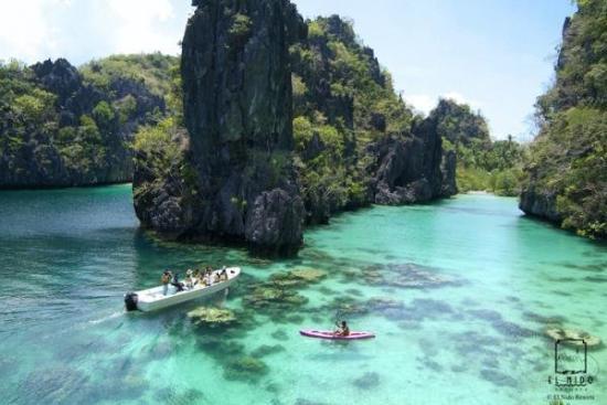 EL NIDO, Palawan (my favorite island paradise).