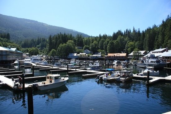 Telegraph Cove Photo