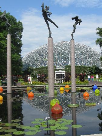 Missouri Botanical Garden Climatron Bild Von Saint Louis Missouri Tripadvisor