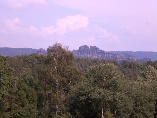 ‪Elbe Sandstone Mountains‬