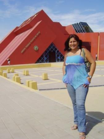 Chiclayo, Pérou : Museo Tumbas Reales de Sipan - Lambayeque- Peru