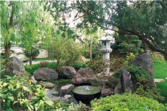 Jard n japon s la condamine picture of monaco ville for Jardin japones