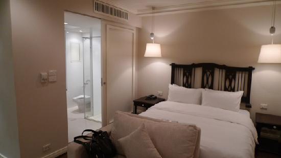 Saladaeng Colonnade: Master's bedroom
