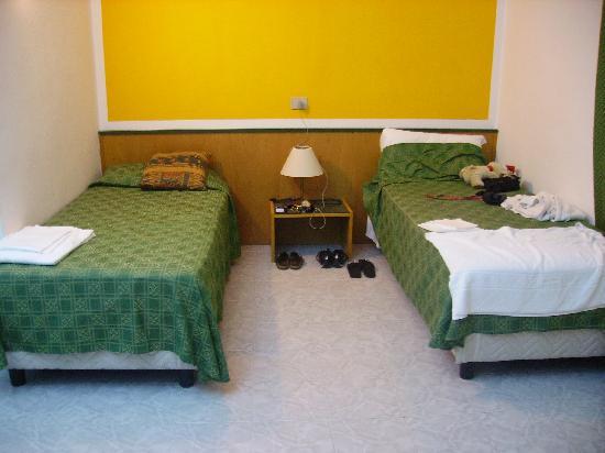 Hotel la Corte : Notre chambre