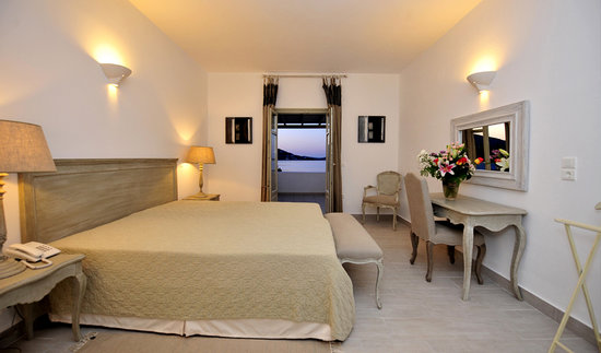 Saint Andrea Seaside Resort: Seaview room