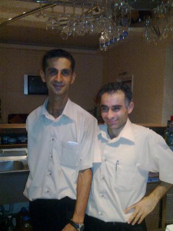 Sammy's Hotel: Umit n Mehmet