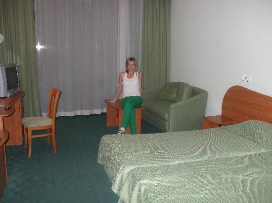 MPM Kalina Garden: The room