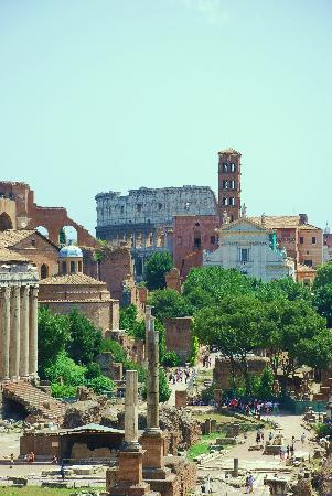 Miles & Miles Tour Company - Tours: view of rome
