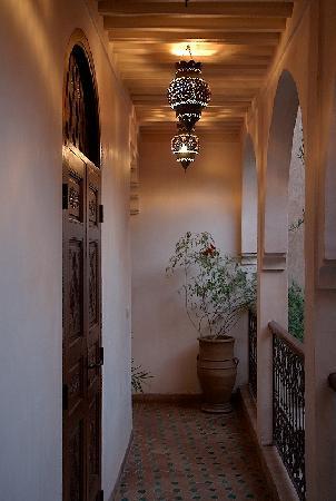 Riad Massiba: Room entry