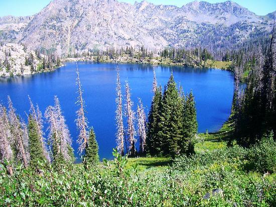 Mount Zirkel Wilderness Area: Gilpin Lakd