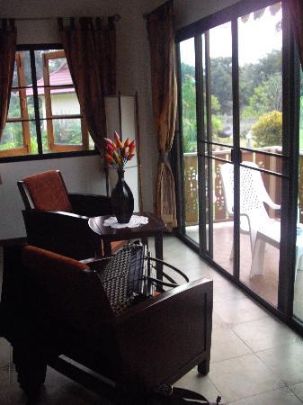 Mai Siam Resort: interieur bungalow