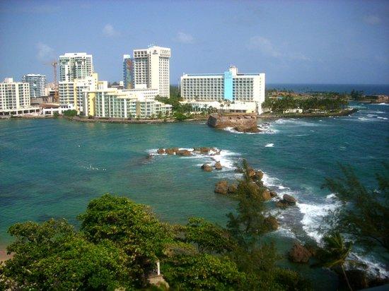 The Condado Plaza Hilton: View from my balcony