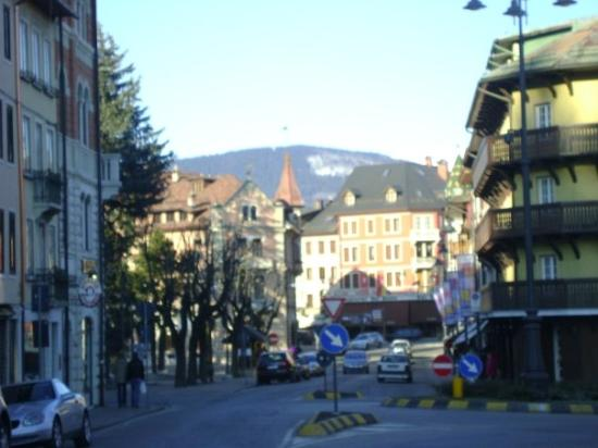 The town of asiago picture of asiago province of for Albergo rutzer asiago