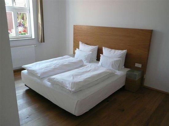 Hezelhof Hotel: Dormitorio