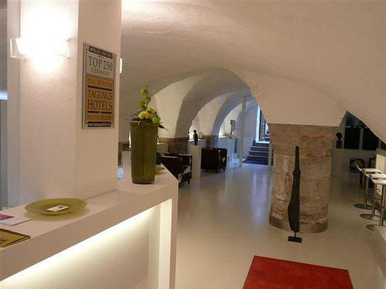 Hezelhof Hotel: Recepción