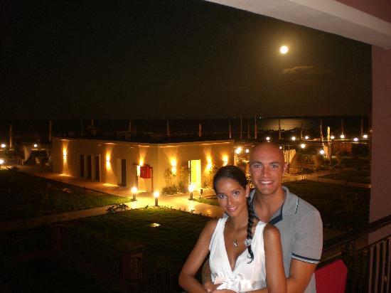 Jaz Oriental Resort: Panorami stupendi