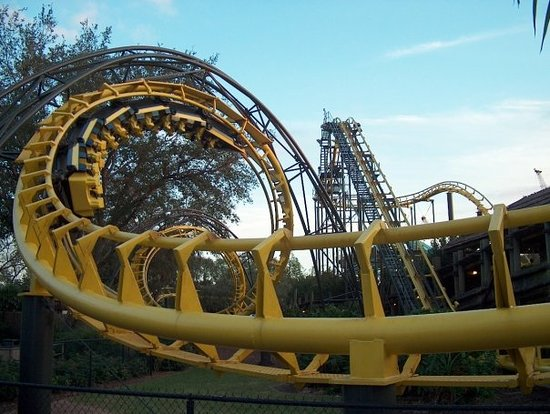 Тампа, Флорида: Busch Gardens