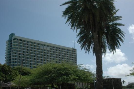 Oranjestad, Aruba: Our Hotel - The Westin