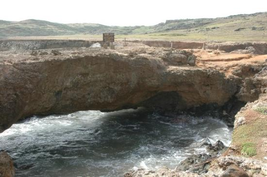 Oranjestad, Aruba : Natural Bridge