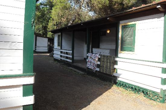 Country Club Castelfusano - Tourist Village, Camping: our 4 bed bunk bed chalet