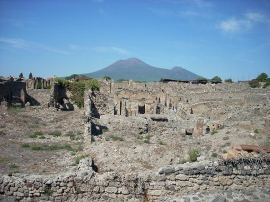 the discovery of the buried city of pompeii The extraordinary discovery was made outside the city walls, in civita giuliana to the north of pompeii proper, the site's directors announced this week.