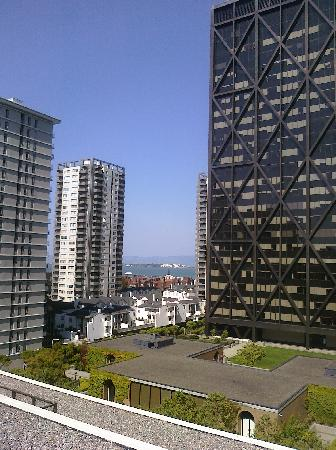 Club Quarters Hotel in San Francisco: View from the sun deck
