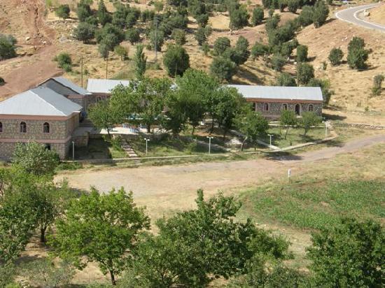 Karadut, تركيا: Hotel Nemrutkervansaray