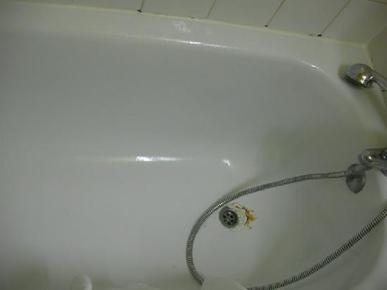 Le Relais St Jean : la baignoire du relais de saint jean