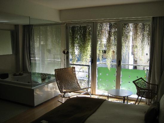 Casa Calma Hotel : my room