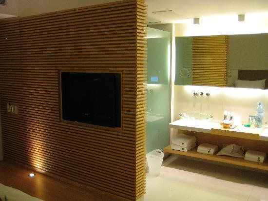 Casa Calma Hotel: spa in the room!
