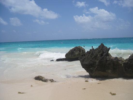Moon Palace Cancun: Beach at Tulum