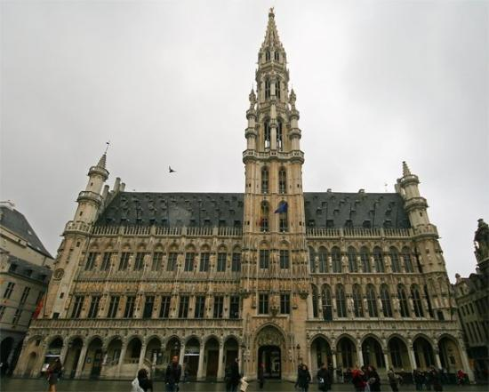 Brussels Town Hall - Picture of Brussels, Belgium ...