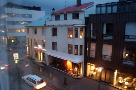 Apartment K: Apt K (K1) Street View At Night
