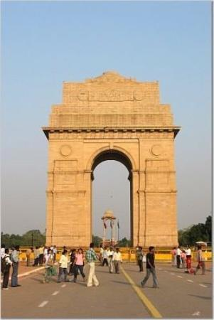 New Delhi, India: The gateway to India, Dehli
