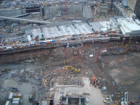 โรงแรมมิลเลเนียมฮิลตัน: Ground Zero