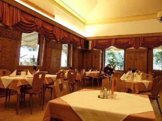 Hotel 3 Mohren: Salon desayunos