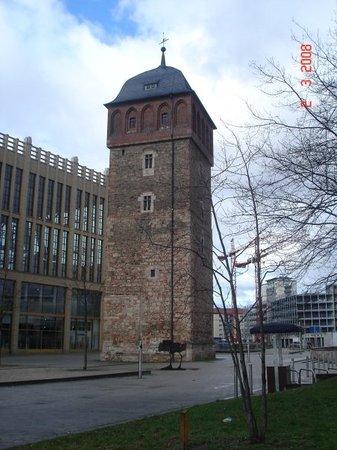 2.3.2008 - Chemnitz Roter Turm