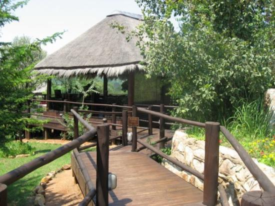 Great spa building picture of pilanesberg national park for Spa construction