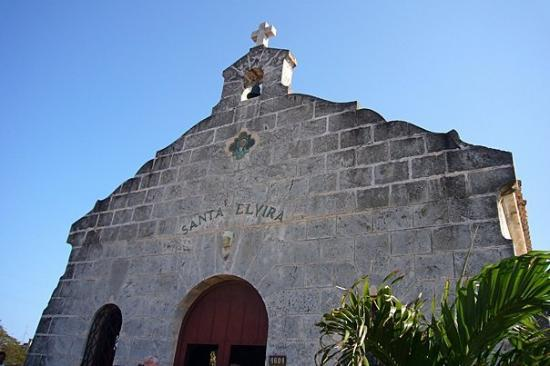 Varadero, Cuba: St Elivira Parish Church