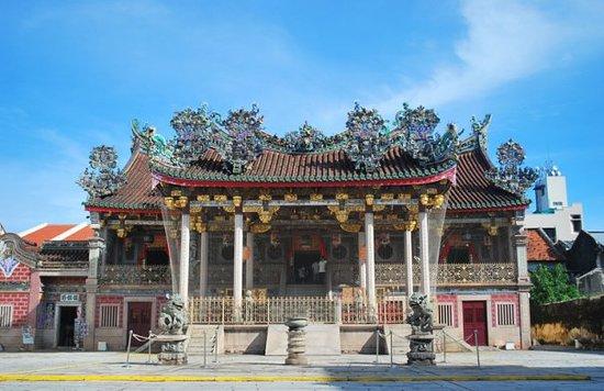 Georgetown, Malesia: Khoo Kongsi