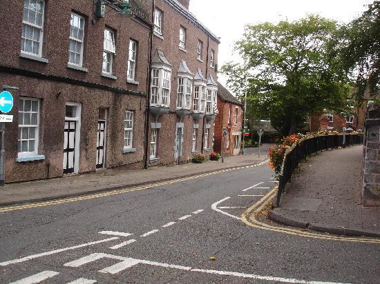 Stoke-on-Trent, UK: Cheadle stoke on trent