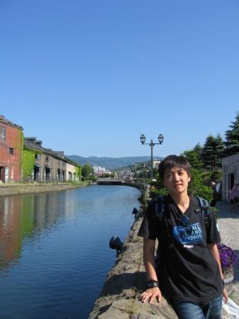 ฮะโกะดะเตะ, ญี่ปุ่น: Otaru, Hokkaido, Japan