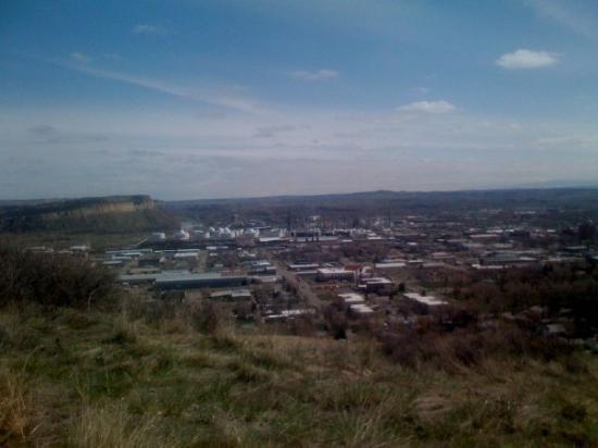 บิลลิงส์, มอนแทนา: View of Billings from the Heights