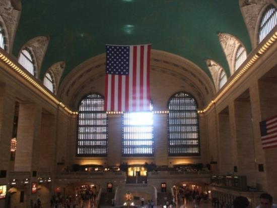 New York Public Library: New York!