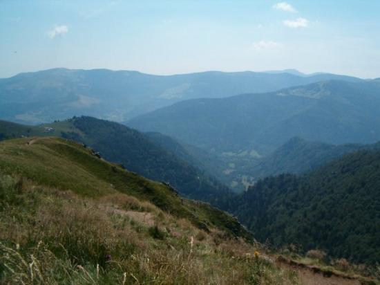 Saint Die des Vosges, France: toujours les Vosges!