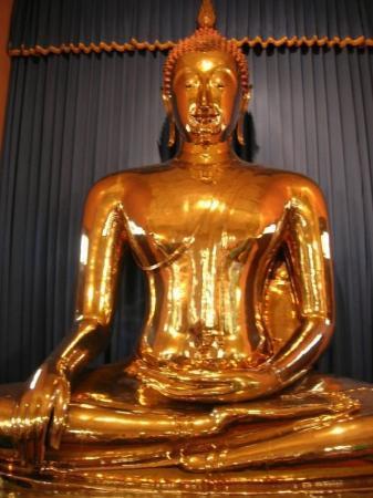 วัดไตรมิตร: The Temple of the Golden Buddha