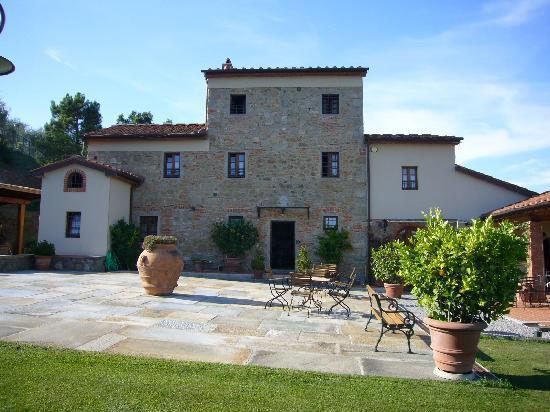 La Piana: Das Haus