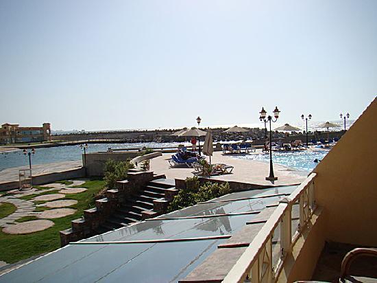 Mediterranean Azur Hotel : Pool