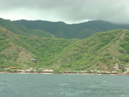 Santa Marta, Colombia: Playa Grande