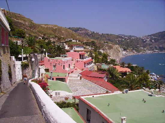 Hotel Casa Rosa: Foto panoramica